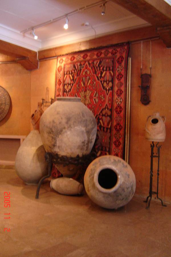1st Floor Earthenware and Carpets